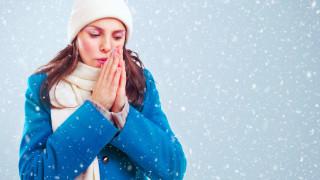 Защо ръцете на жените са по-студени от на мъжете