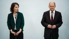 Три партии в Германия постигнаха предварителна договорка за съставяне на ново правителство