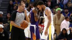 Спряха сезона в НБА