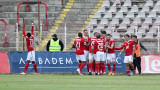 ЦСКА - Лудогорец 1:0, гол на Матей!