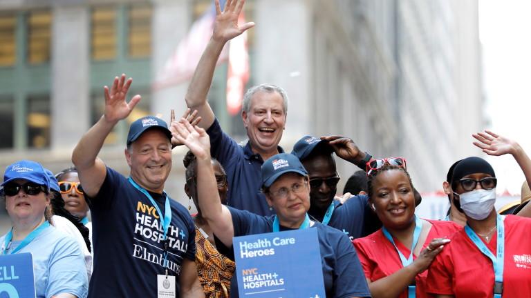 Ню Йорк притиска над 300 000 държавни служители да се ваксинират