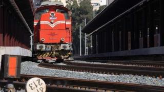 Любители на железниците агитират пътниците с екоябълки