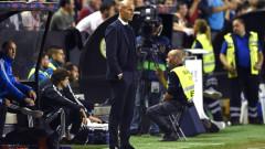 Зидан сензационно може да напусне Реал (Мадрид)