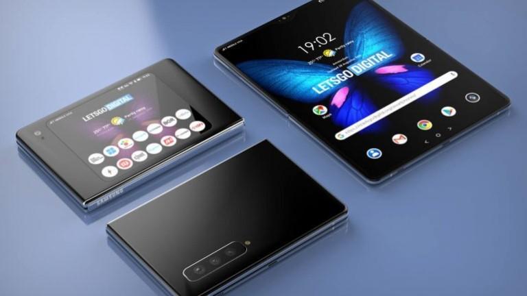 Според последната информация на Samsung сгъваемият смартфон на марката, който