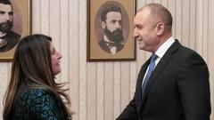 Яснота по договора за изтребителите поиска Румен Радев и от американската делегация