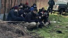 Обвиниха четирима мъже в трафик на афганистанци край Свиленград