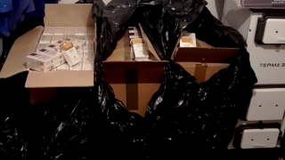Склад за контрабандни цигари разкрит в Русе