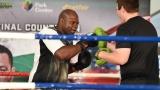 Кевин Джонсън иска зрелищна победа срещу Кобрата