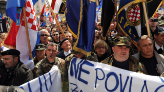 Посолството на САЩ в Загреб изригна срещу крайнодесни хървати, подкрепящи Тръмп