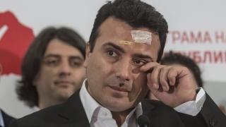 Лидерът на СДСМ Заев определи щурма на парламента като опит за убийство