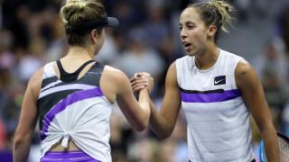 И Елина Свитолина достигна до своя първи 1/4-финал на US Open