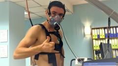 Футболистите на Левски минават медицински изследвания