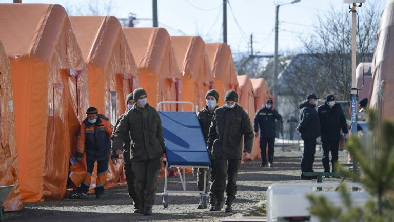 Украйна изхвърля неизползвани коронавирус ваксини заради пропуснати ваксинации