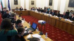 НС си наложи почти денонощен режим на работа по изборния кодекс