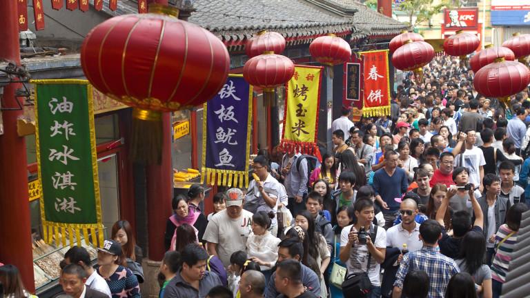 Китайска провинция с 80 милиона население обяви за бедни едва 17 души