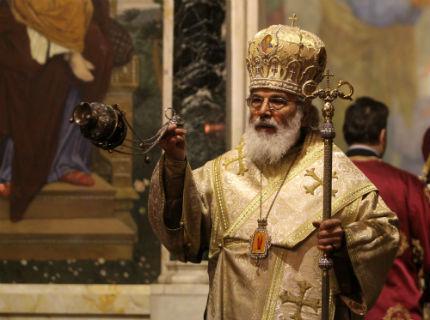 Света Василиева литургия отслужи митрополит Йосиф
