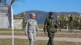 64 нови доброволци положиха военна клетва