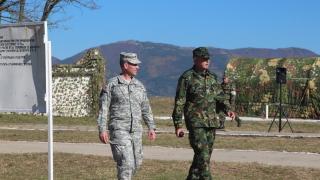 Създаваме специални сили за борба с тероризма с Хърватия, Словения и Унгария
