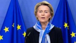 """ЕС започва да ваксинира - """"ваксинацията е свобода"""""""