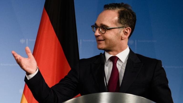 Германският външен министър иска Китай в дискусията за разоръжаване