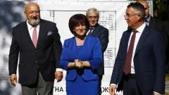 Караянчева зове Радев да помогне на България без излишни демонстрации
