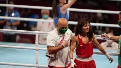 Страхотна! Стойка Кръстева гарантира медал за България след бой над китайка