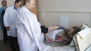 Путин обеща възмездие