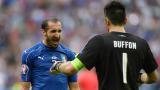 Киелини: Страдахме доста, но заслужено сме на четвъртфинал