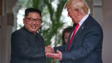 Тръмп коментира изстрелването на ракети от Северна Корея