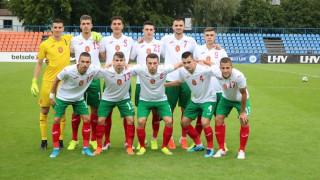 Младежите на България с перфектно начало на квалификациите за Евро 2021
