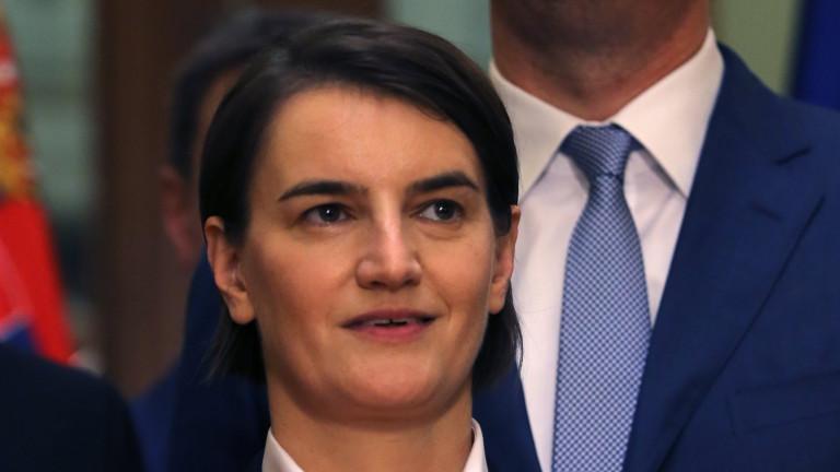 Сръбският парламент утвърди новия кабинет на Бърнабич