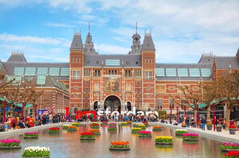 Държавният музей в Амстердам
