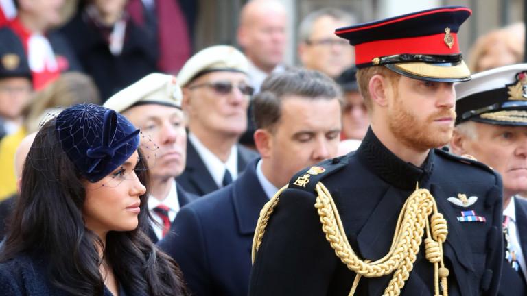 Вчера, седми октомври, принц Хари и Меган Маркъл присъстваха на