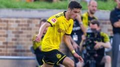 17-годишният Джовани Рейна вече е част от първия отбор на Борусия (Дортмунд)