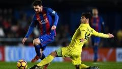 Геният на Лео Меси спаси Барселона от нов провал