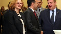 Зоран Заев посети прием за Гергьовден