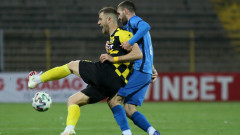 Атанас Илиев: За мен ще е чест да нося националната фланелка
