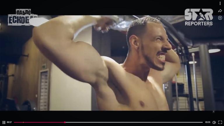 Репортерът Даниел Петканов направи мускули, но долетя самолетът с чичкото и... (ВИДЕО)