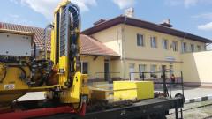 Жп гара Искър ще бъде третата изцяло обновена софийска гара