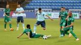 Дунав и Витоша завършиха 0:0 в плейофен мач за оставане в Първа лига