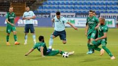 Дунав и Витоша доказаха защо играят бараж за оставане в Първа лига