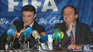 Платини обещава на България място в групите на Шампионската лига
