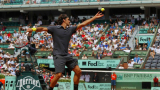 Японец изхвърли Федерер от Мастърса в Мадрид