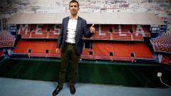 Официално: Алберт Селадес е новият наставник на Валенсия