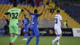 Левски - Славия 2:0 (Развой на срещата по минути)