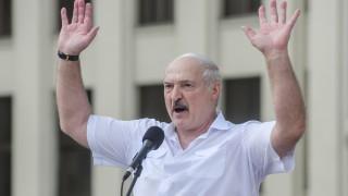 САЩ, Великобритания и Канада обявяват санкции срещу беларуски граждани