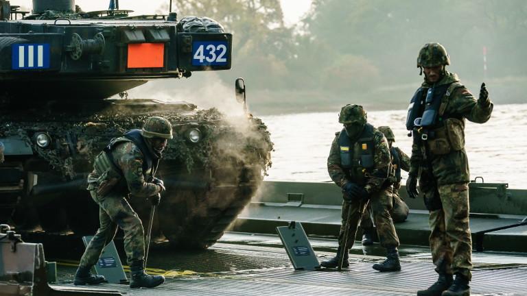 Германия дължи 86 млрд. евро на НАТО