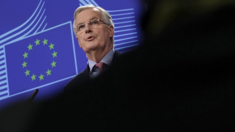 Бялата книга на Лондон за Брекзит вероятно пресича границите на ЕС, намекна Брюксел