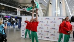 Мариела Костадинова и Панайот Димитров на финал в смесените двойки