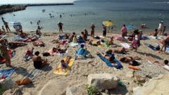 Спасителите – основен проблем по плажовете ни